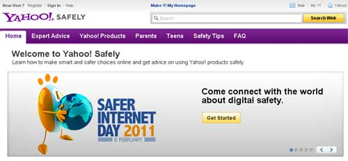 Yahoo-Safely