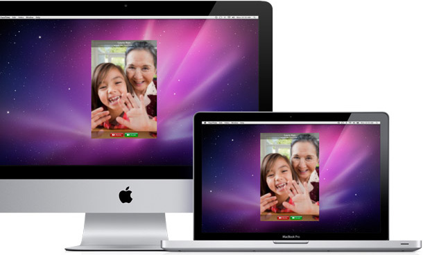 FaceTime Comes to Mac