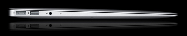 The New MacBook Air - It's thinner, so it must be better.