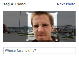 New Facebook Photo Tagging Feature Being Tested
